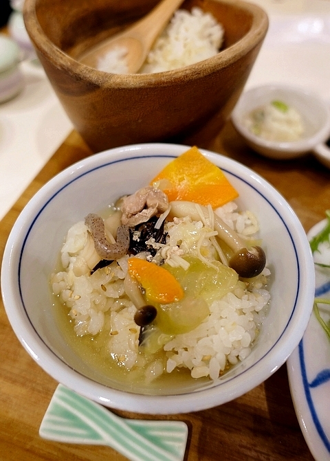 東京必吃美食日式茶泡飯14