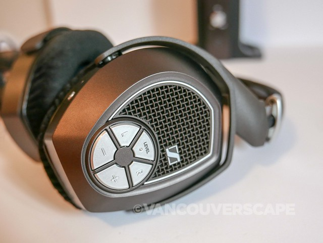 Sennheiser RS 185 Headphones-6
