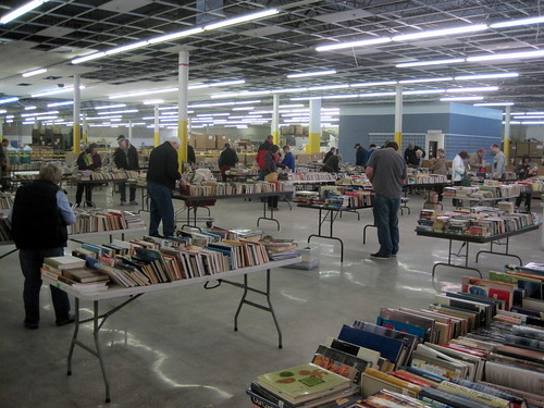 Holland Rescue Mission Used Books Sale