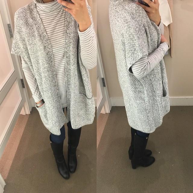 Lou & Grey Kimono Cardigan, size XS/S