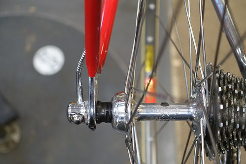 Merckx Rear Wheel