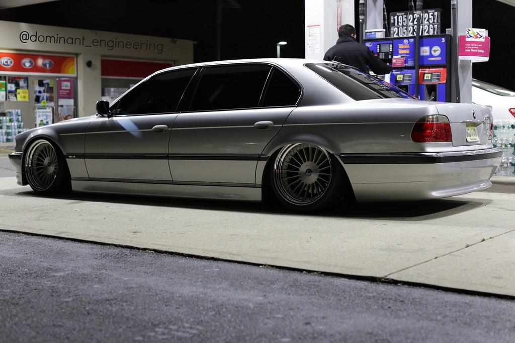 E38 740il Alpina