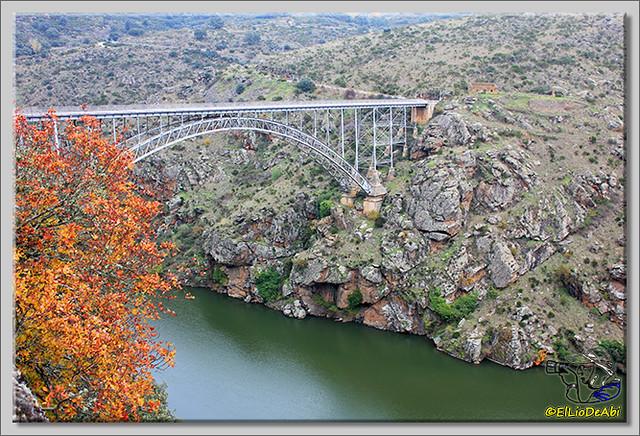 1 Arribes del Duero. Puente Requejo