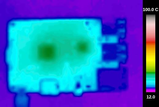 Raspberry pi 3 temperature