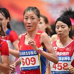 <U´ëȸ> 2015±¤ÁÖÇÏ°èÀ¯´Ï¹ö½Ã¾Æµå ¿©ÀÚ 10000¹ÌÅÍ ±Ý¸Þ´Þ ·¹À̽º (Athletics W 10000m)