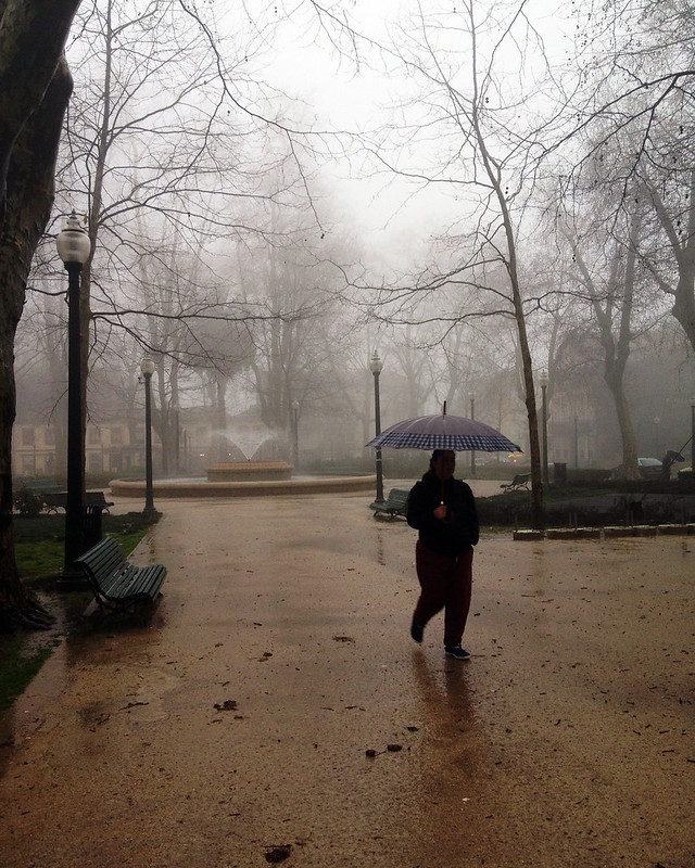 Rainy Porto