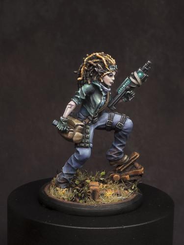 Rachel Swagger Miniature