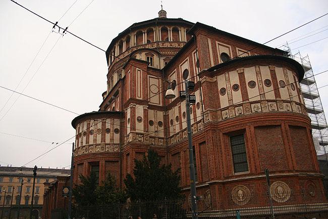 Santa María delle Grazie. © Paco Bellido, 2006