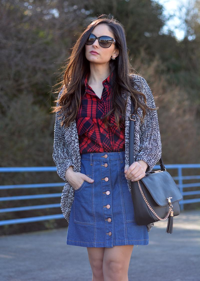Zara_justfab_ootd_outfit_falda_vaquera_tartan_asos_09