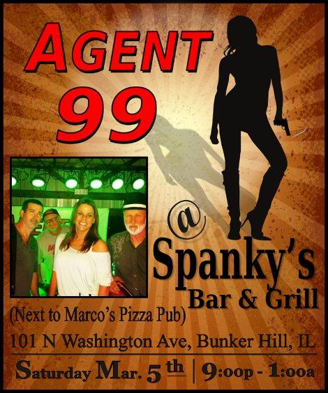 Agent 99 3-5-16