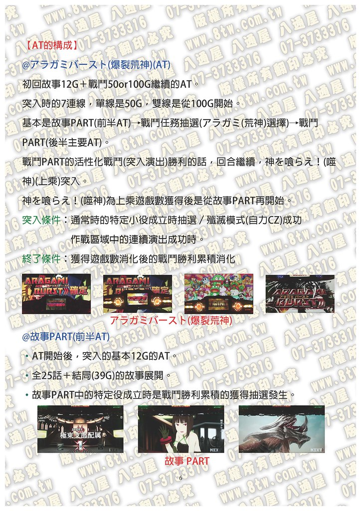 S0310噬神戰士 荒神ver 中文版攻略_Page_07