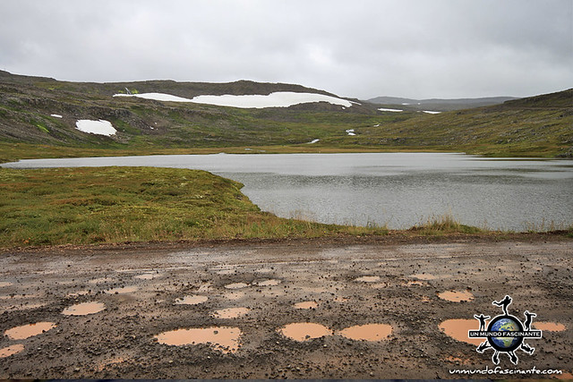 Carretera de grava/tierra (Secundaria) - ISLANDIA