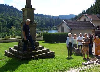 Visite du Prieuré d'Hérival