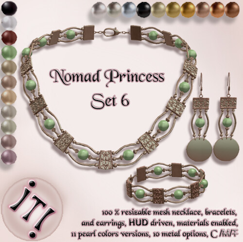 !IT! - Nomad Princess Set 6 Image