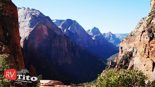 Tue, 10/13/2015 - 09:13 - Angel's Landing at Zion National Park. Watch video: youtu.be/mWZzAPB52Sc