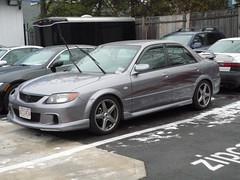 Mazdaspeed Protege