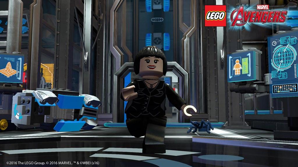 LEGO Marvel's Avengers -- Ant-Man DLC