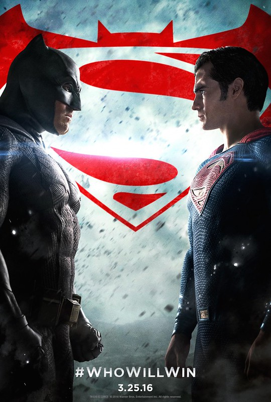 Batman v Superman - Dawn of Justice - Poster 8