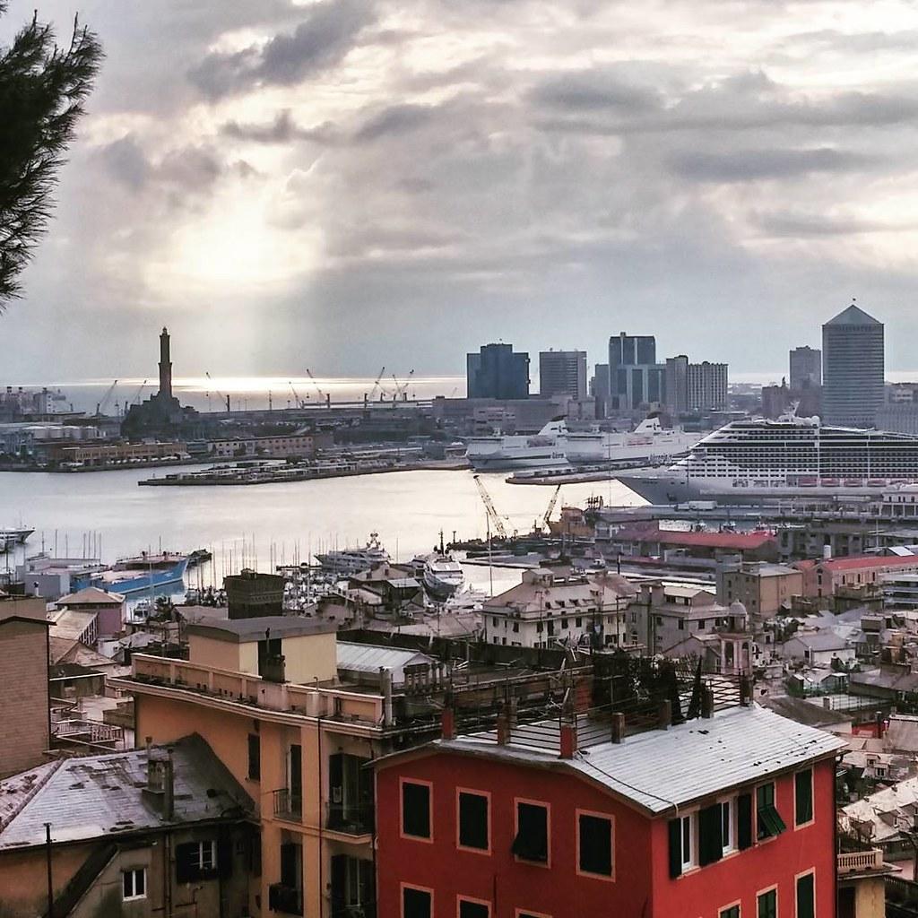 Via Giovanni de Prà, 1, Genova GE, 意大利Stadio Luigi Ferraris的日出日落时间表