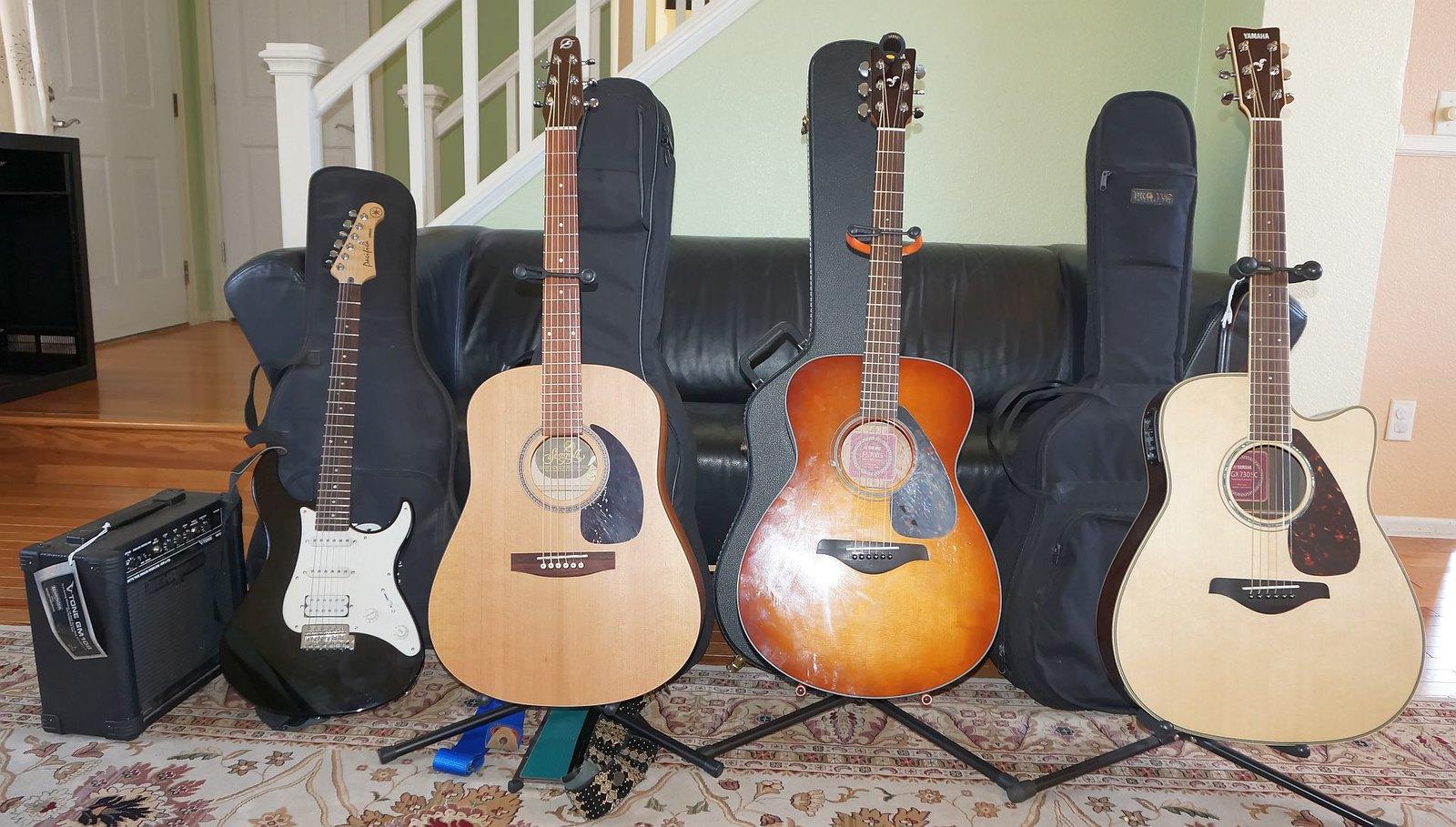 Yamaha Fg Dreadnaught Or Folk The Acoustic Guitar Forum