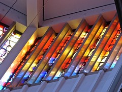 Blackburn Cathedral - Stained Glass Windows