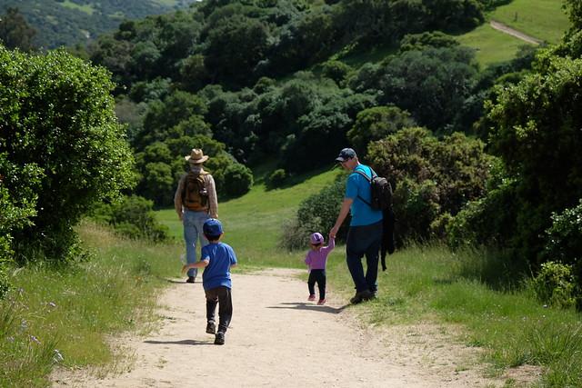 Toro Park Ridge Hike