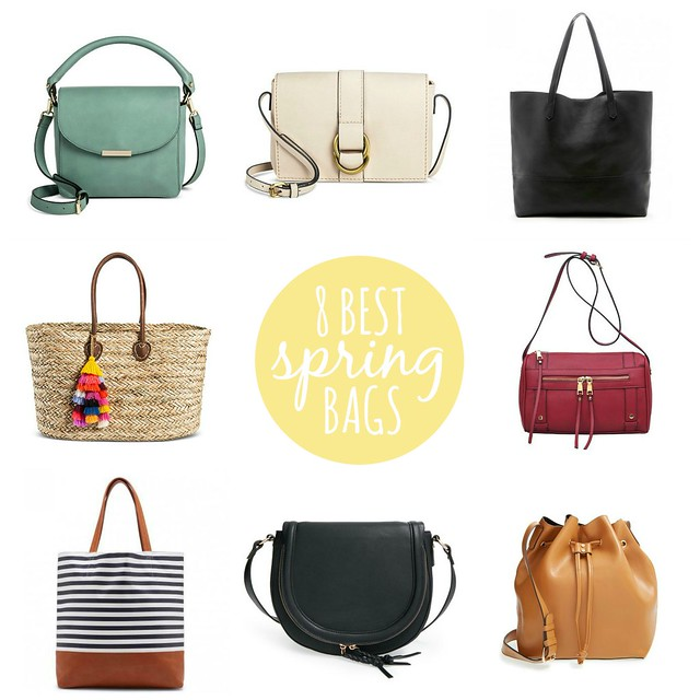8 best spring bags, on trend | Style On Target