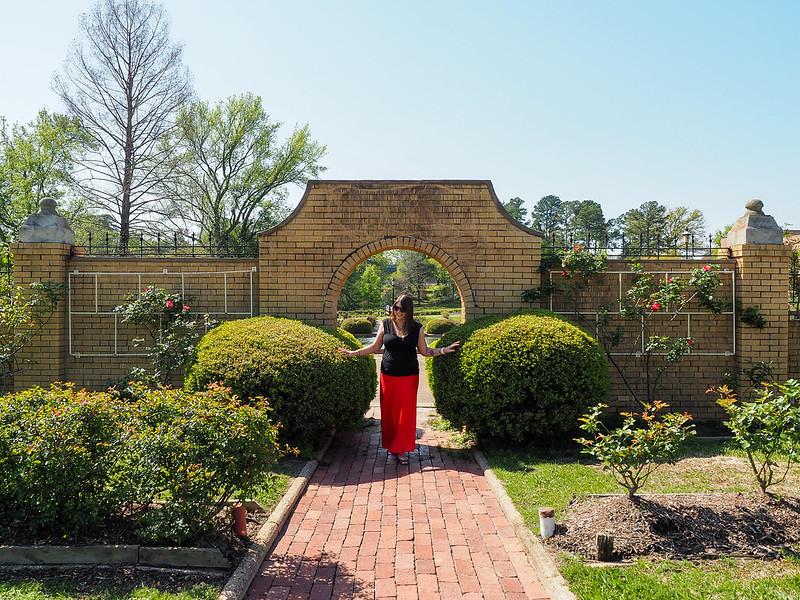 Tyler Rose Gardens