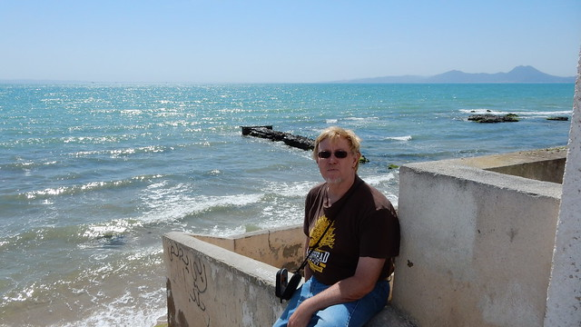 Sidi Bou Said by Train