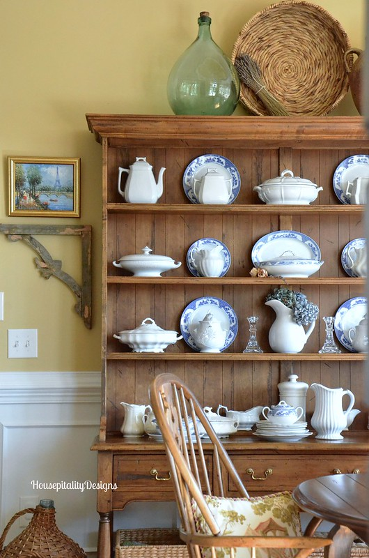 Dining Room Hutch - Housepitality Designs