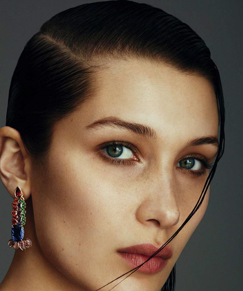 Белла Хадид — Фотосессия для «Harper's Bazaar» ES 2016 – 14