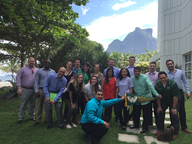 2016 Study Abroad in Brazil