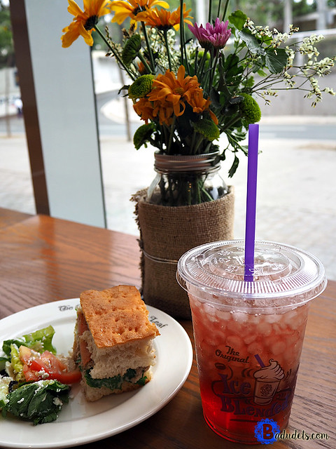 CBTL Swedish Berries Iced Sweet Tea