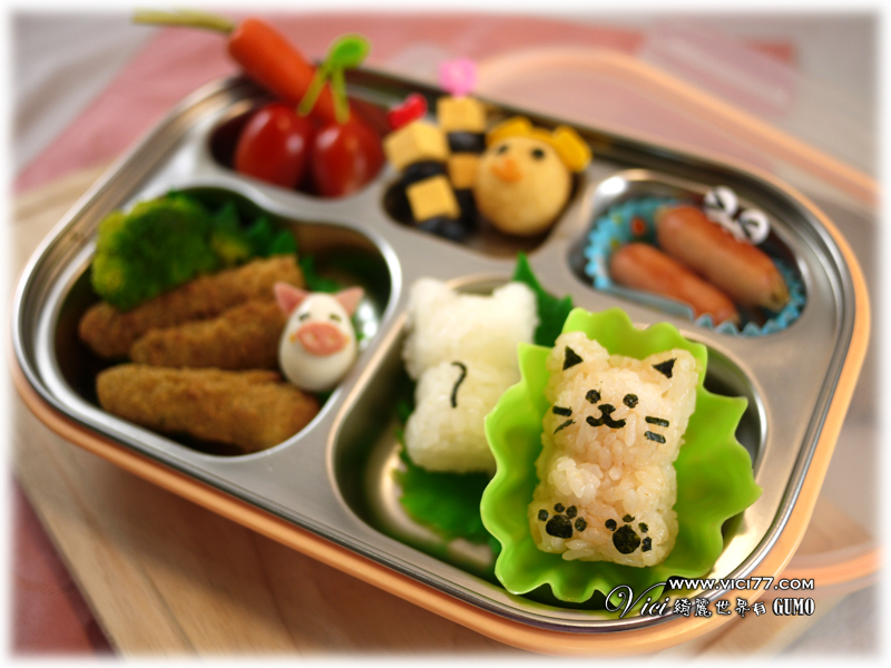 0330立體熊兒童餐028