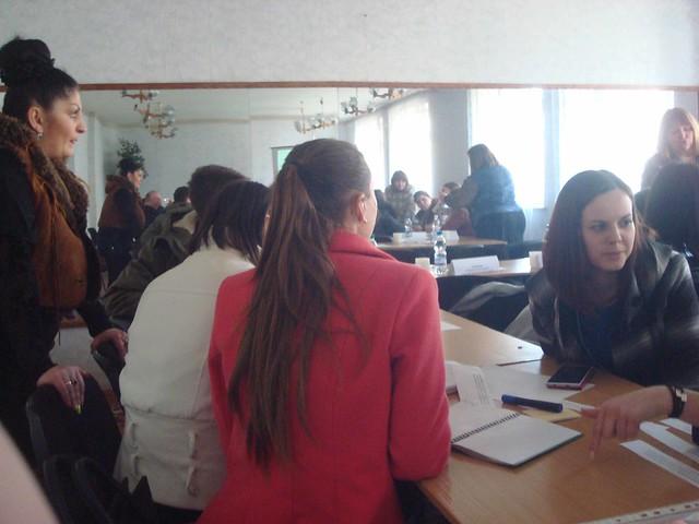 Круглий стіл у Молодіжному центрі