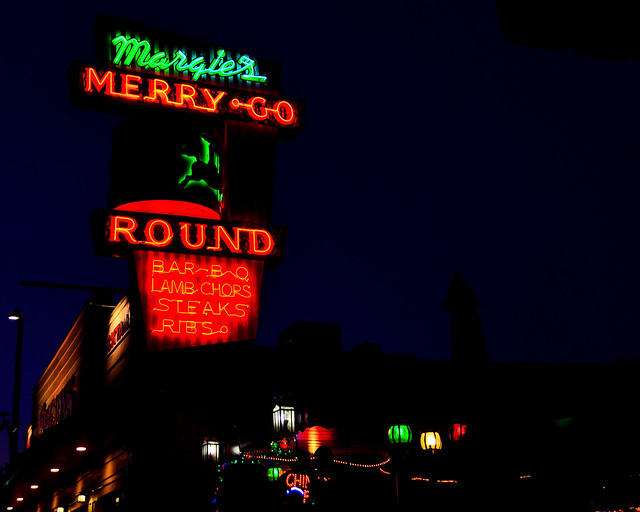 Margie's Merry-Go-Round