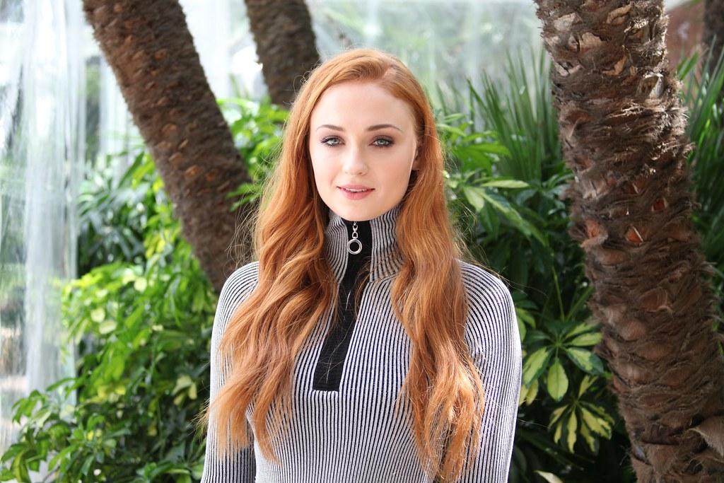 Софи Тёрнер — Пресс-конференция «Игра престолов» 2016 – 13