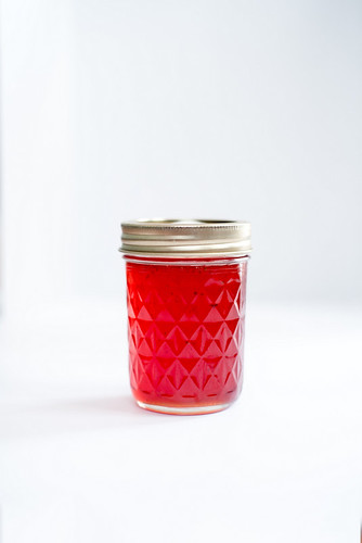 Iron Craft '16 Challenge 8 - Prickly Pear Strawberry Jelly