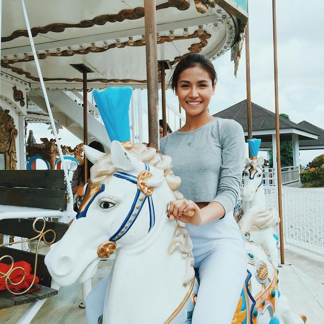 Sanya Lopez - Tagaytayn Sky Ranch