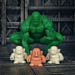 "Haul of the Day: SD Fake Baron keshi minifigures and Strange Monsters ""Sunobite"""