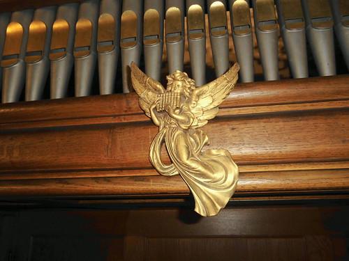 Feith-Orgel - Orgelprospektwächter