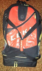 LEKI Sports Bag<small> | recenze (mini test) z 12.01.2016</small>