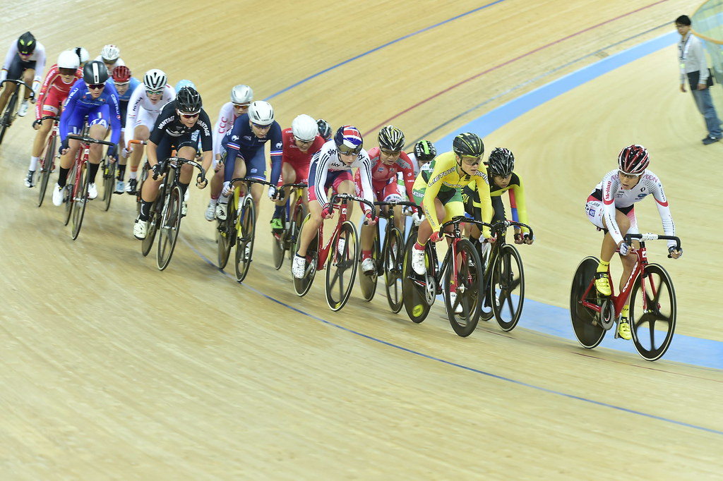 2015/16 UCI Track Cycling World Cup - Hong Kong - Day Two