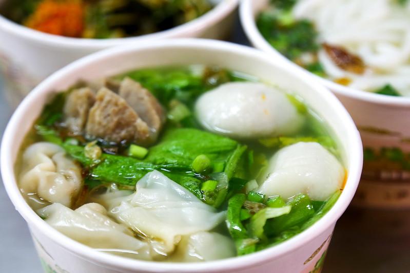 台北小吃︱台北熱炒,連小姐鹹湯圓米苔目 @陳小可的吃喝玩樂