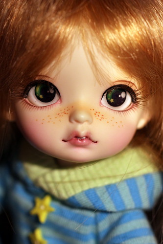 A Doll a Day Dec'15. Day 24 eyes