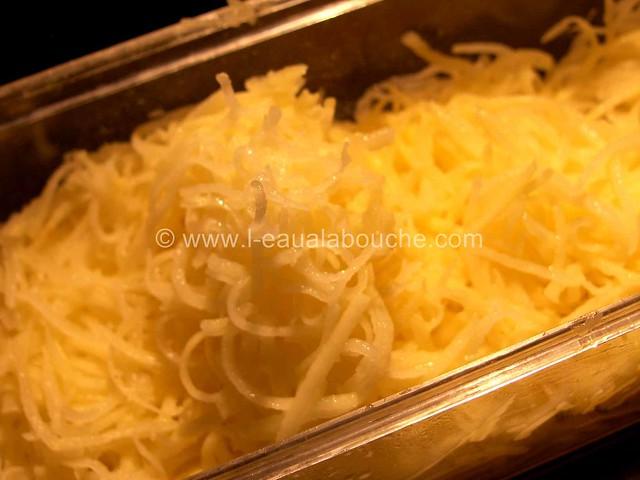 Truite à la Plancha Sauce Vin blanc, Echalote aux petits Pois © Ana Luthi Tous droits réservés 0005