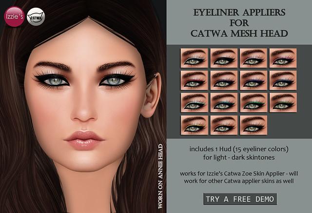 Catwa Applier Eyeliner