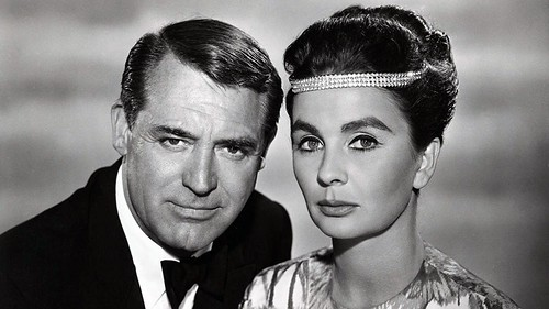 The Grass Is Greener - Promo Photo 1 - Cary Grant & Jean Simmons