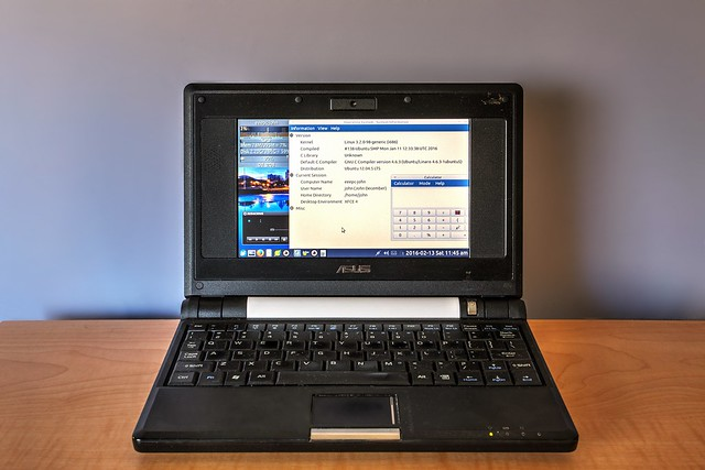 EEEPC at 8 years