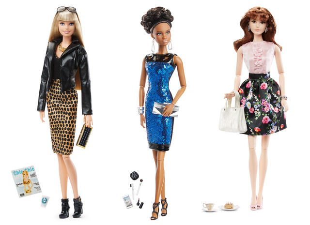 The Barbie Look Collection